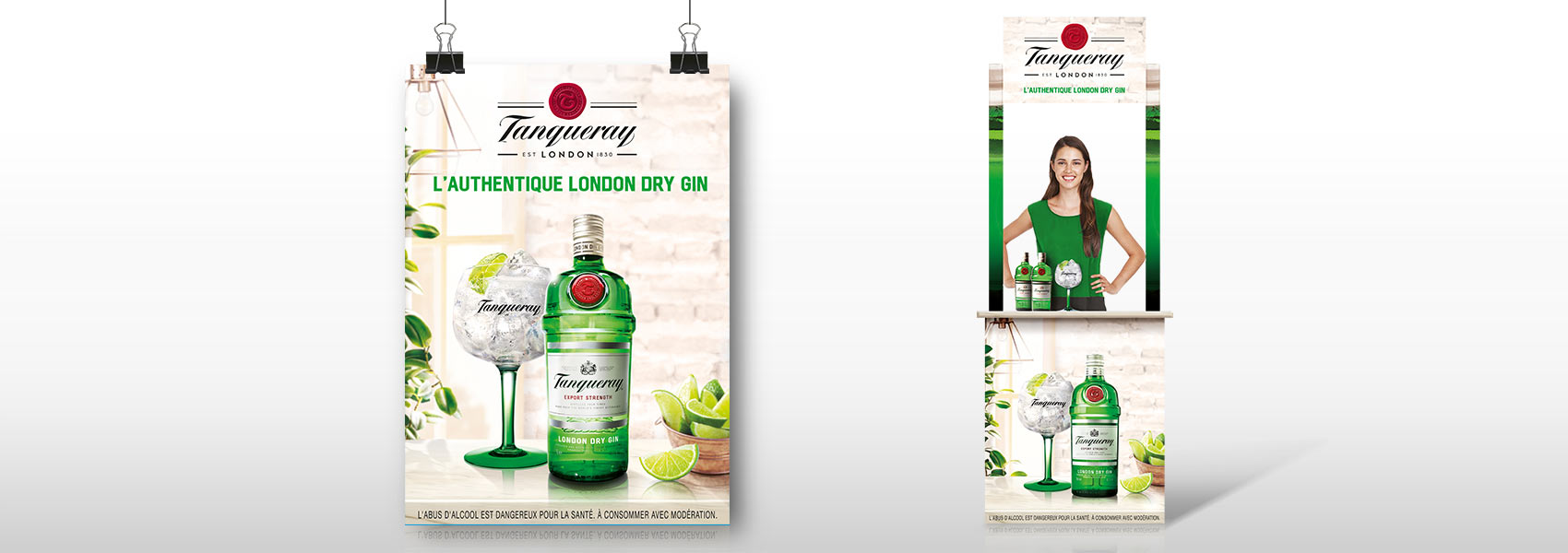 Starify the authentic London Dry Gin